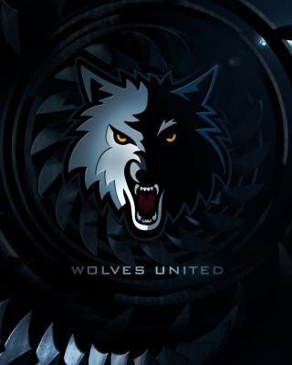 Minnesota Timberwolves - Obrázkek zdarma pro Nokia Asha 502