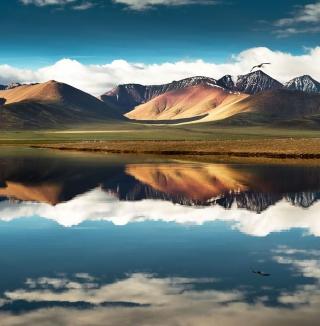 Mountain - Obrázkek zdarma pro iPad