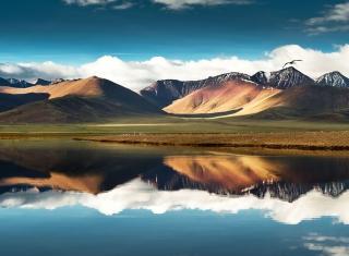 Mountain - Obrázkek zdarma pro 1400x1050