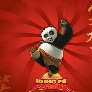 Kung Fu Panda - Obrázkek zdarma pro 2048x2048