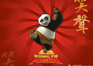 Kung Fu Panda Wallpaper for Android, iPhone and iPad