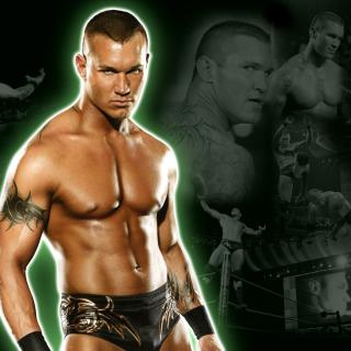 Randy Orton - Obrázkek zdarma pro 2048x2048
