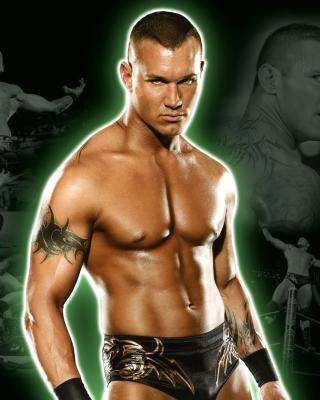 Randy Orton - Obrázkek zdarma pro Nokia 206 Asha