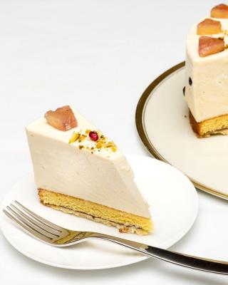 Cheesecake - Obrázkek zdarma pro Nokia Asha 306