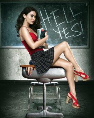 Megan Fox Student - Obrázkek zdarma pro Nokia Lumia 720