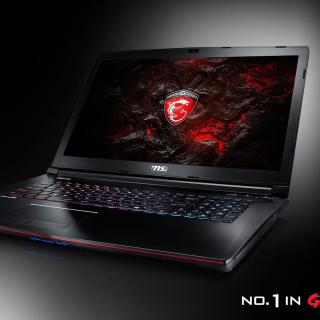 MSI Laptop - Obrázkek zdarma pro 2048x2048