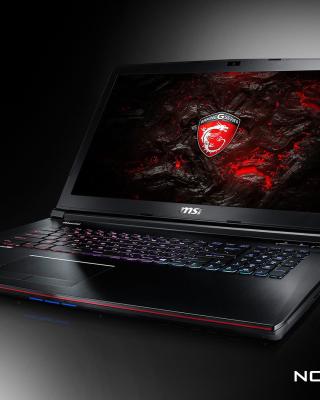 MSI Laptop - Obrázkek zdarma pro 750x1334