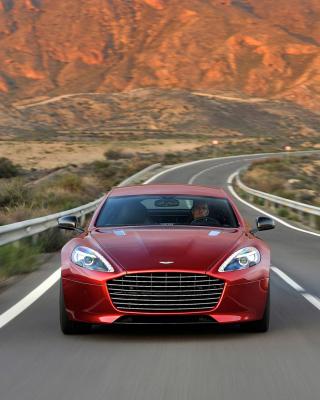 Aston Martin Rapide Grand Tourer - Obrázkek zdarma pro 750x1334