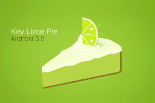 Concept Android 5.0 Key Lime Pie - Obrázkek zdarma pro LG P500 Optimus One