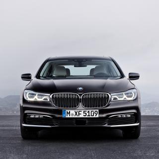 BMW 750Li - Obrázkek zdarma pro 2048x2048