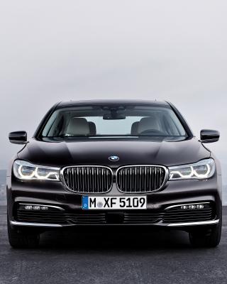 BMW 750Li - Obrázkek zdarma pro 352x416