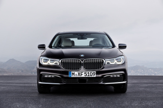 BMW 750Li Wallpaper for Android, iPhone and iPad
