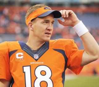 Peyton Manning - Obrázkek zdarma pro 320x320
