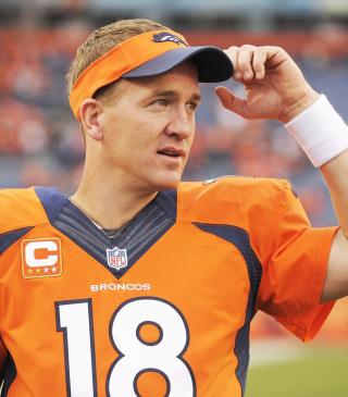 Peyton Manning - Obrázkek zdarma pro 640x960