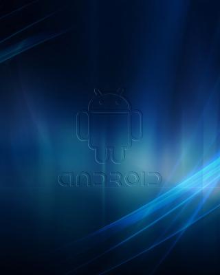Android Robot - Obrázkek zdarma pro Nokia X1-00