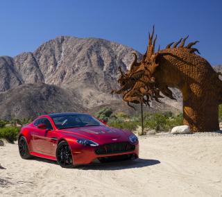 Aston Martin In China - Obrázkek zdarma pro iPad Air