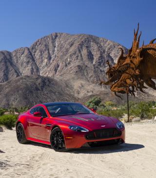 Aston Martin In China - Obrázkek zdarma pro Nokia X7