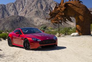 Aston Martin In China - Obrázkek zdarma pro LG P700 Optimus L7
