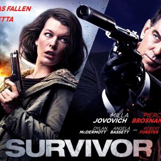 Survivor - Obrázkek zdarma pro iPad mini 2