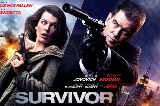 Survivor - Obrázkek zdarma pro Widescreen Desktop PC 1440x900