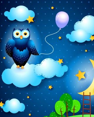 Night Owl - Obrázkek zdarma pro Nokia Asha 303