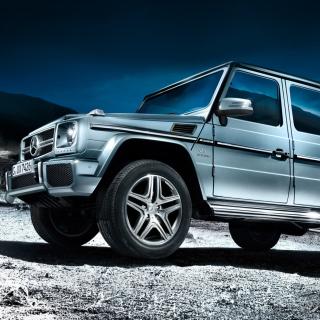 Mercedes Benz G class - Obrázkek zdarma pro 2048x2048