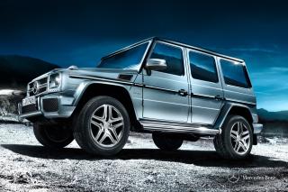 Mercedes Benz G class - Obrázkek zdarma pro Motorola DROID 2