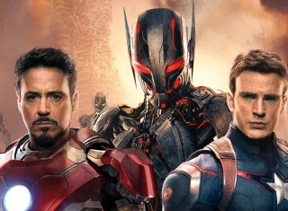 Free 2015 Avengers 2 Picture for Android, iPhone and iPad
