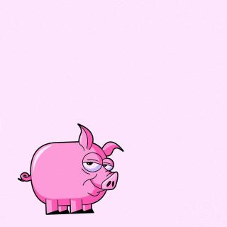 Piglet - Obrázkek zdarma pro iPad mini