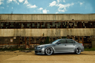 BMW M5 Wallpaper for Android, iPhone and iPad