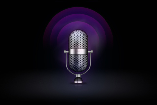 Microphone Picture for Android, iPhone and iPad