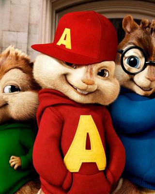 Alvin and the Chipmunks - Fondos de pantalla gratis para Nokia C2-02
