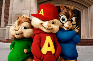 Alvin and the Chipmunks Wallpaper for Android, iPhone and iPad