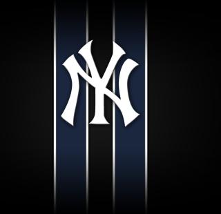 New York Yankees - Obrázkek zdarma pro iPad mini 2