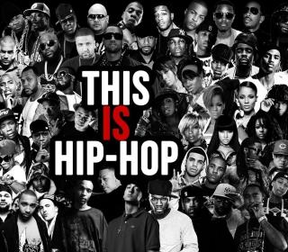 This Is Hip Hop - Obrázkek zdarma pro iPad