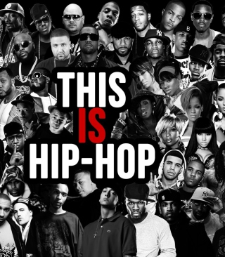 This Is Hip Hop - Obrázkek zdarma pro 480x640