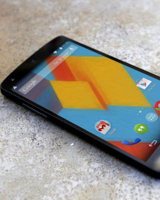 Google Nexus 5 Android 4 4 Kitkat - Obrázkek zdarma pro Nokia X1-01