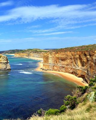 Excellent Ocean Landscape - Obrázkek zdarma pro Nokia Lumia 820
