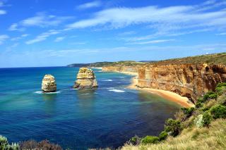 Excellent Ocean Landscape - Obrázkek zdarma pro Samsung Galaxy S 4G