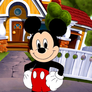 Mickey Mouse - Obrázkek zdarma pro 2048x2048