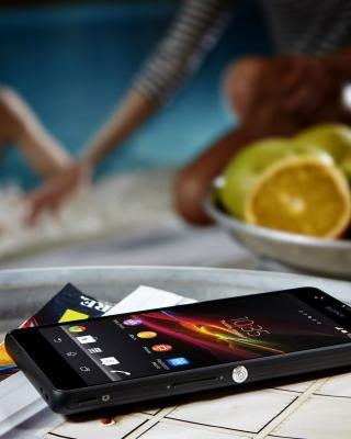 Sony Xperia ZR - Obrázkek zdarma pro iPhone 4