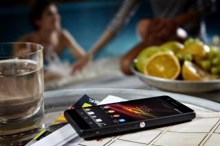 Sony Xperia ZR - Obrázkek zdarma pro Sony Xperia M