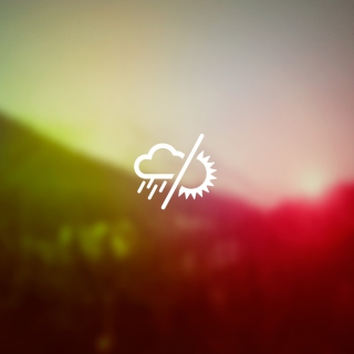 Rainy Or Sunny Weather - Obrázkek zdarma pro iPad Air
