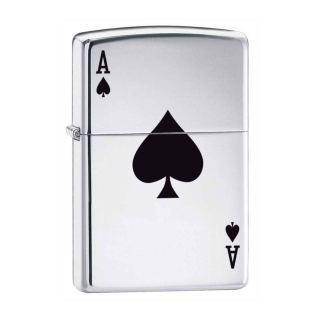 Zippo Ace Of Spades - Obrázkek zdarma pro 208x208