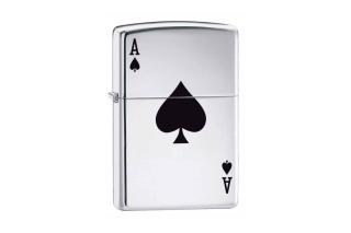 Zippo Ace Of Spades - Obrázkek zdarma pro Nokia Asha 302
