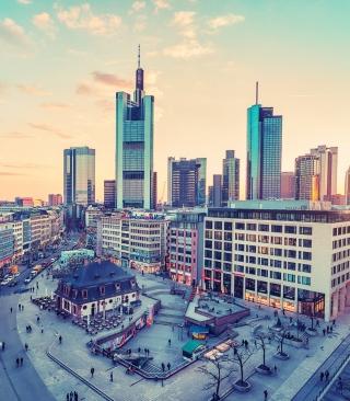 City in Germany - Obrázkek zdarma pro Nokia Lumia 822