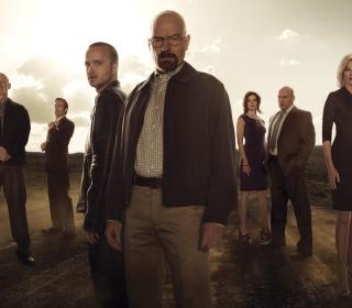 Breaking Bad New Season - Obrázkek zdarma pro 320x320