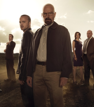 Breaking Bad New Season - Obrázkek zdarma pro iPhone 5C