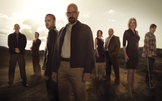 Breaking Bad New Season - Obrázkek zdarma pro Widescreen Desktop PC 1680x1050