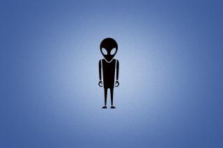 Alien - Obrázkek zdarma pro 1200x1024